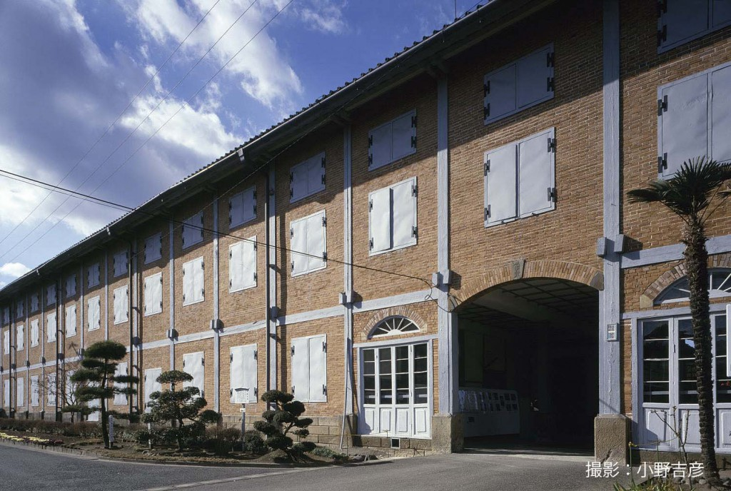旧富岡製糸場