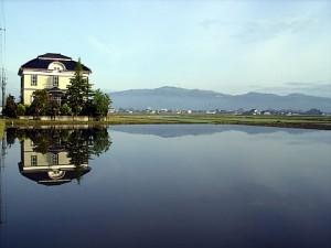 旧宮島村役場