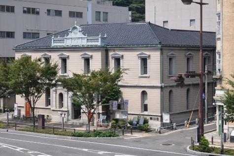 下関南部町郵便局庁舎(旧赤間関郵便電信局)