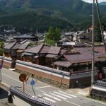 旧生野鉱山職員社宅と鉱山町の町並み
