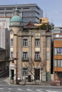 旧秋田商会ビル(下関観光情報センター)