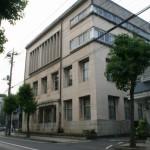 桐生市立西公民館(旧水道事務所)