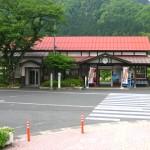 若桜駅正面③