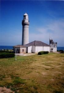 角島灯台記念館(角島灯台旧吏員退息所)
