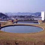 下関市上下水道局高尾浄水場4号円形ろ過池