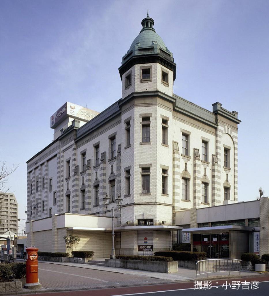埼玉りそな銀行川越支店(旧第八十五銀行本店本館)