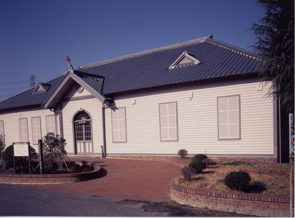日本煉瓦製造株式会社旧煉瓦製造施設 旧事務所