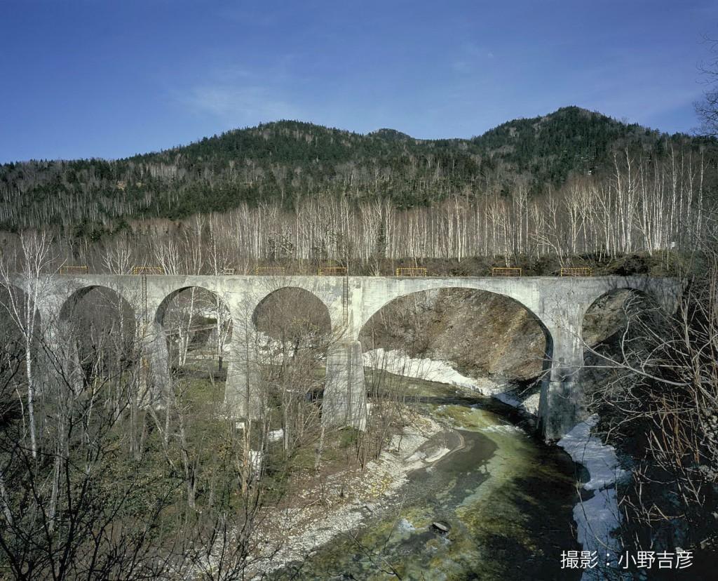 旧国鉄士幌線 第五音更川橋梁