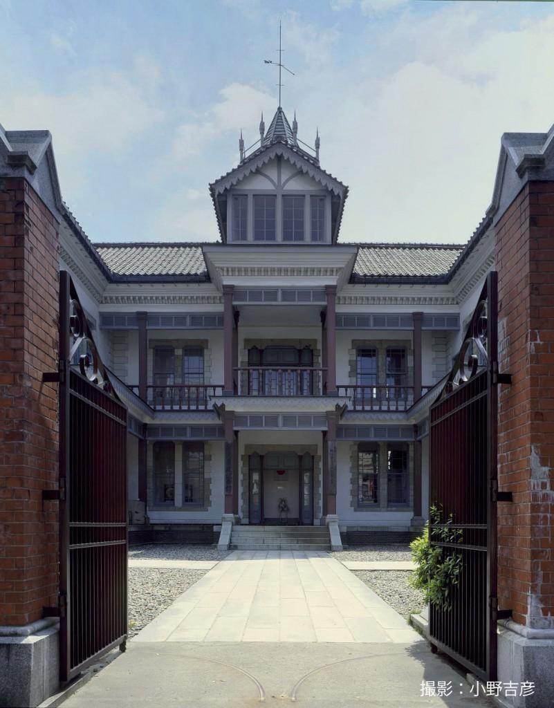 新潟県議会旧議事堂