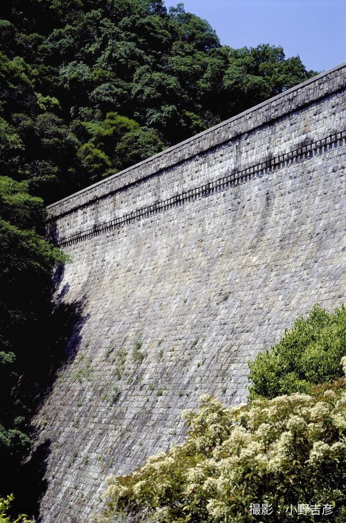 布引水源地水道施設