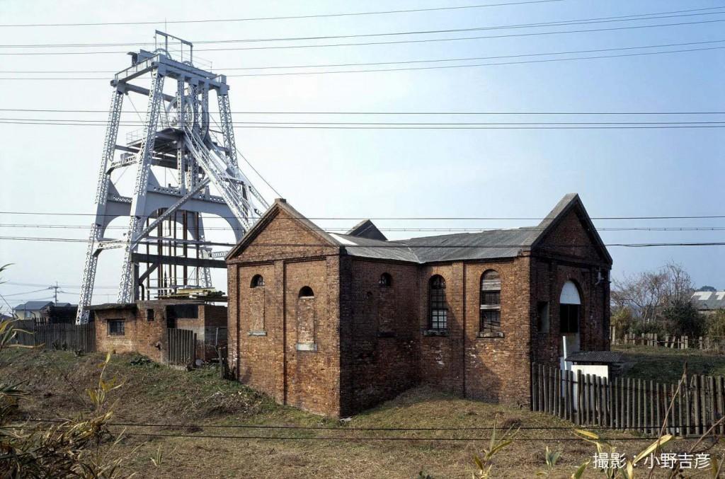 三井石炭鉱業株式会社 三池炭鉱宮原坑施設