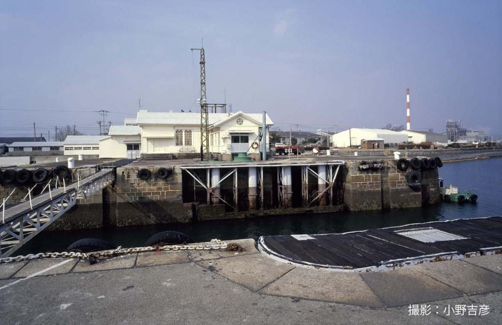 三池港(展望所)