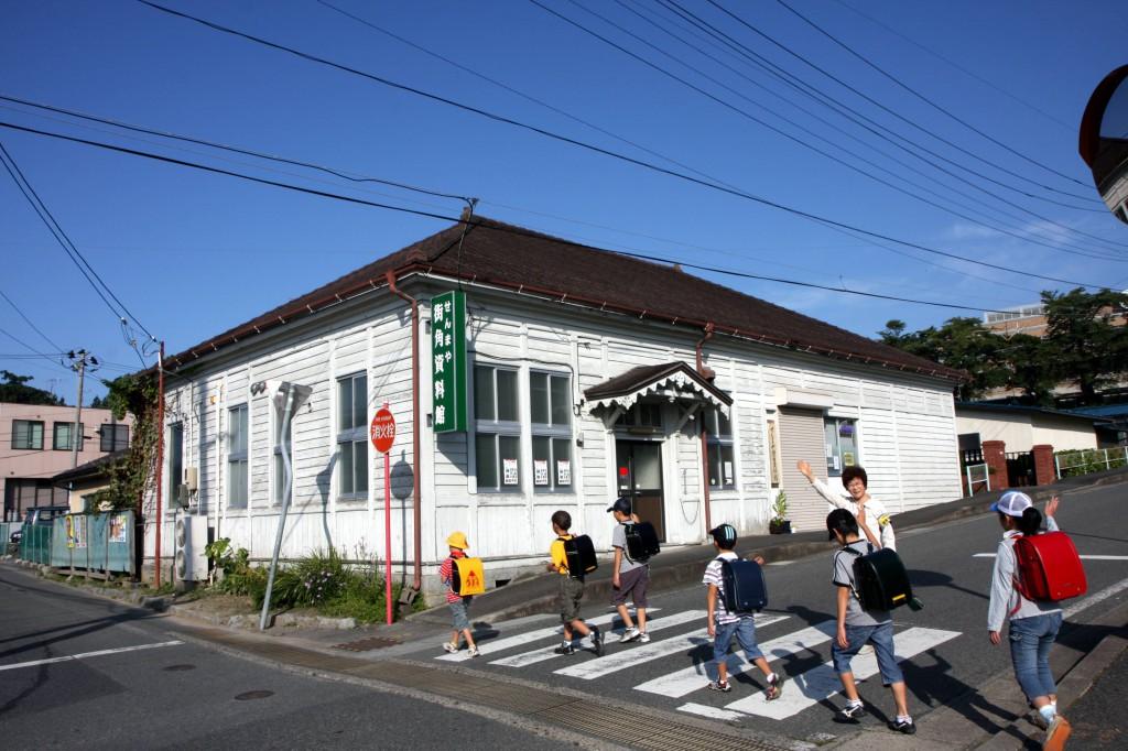 せんまや街角資料館(旧専売局千厩葉煙草専売所)