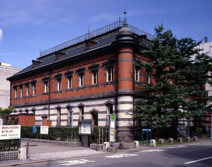 赤れんが郷土館(旧秋田銀行本店本館)