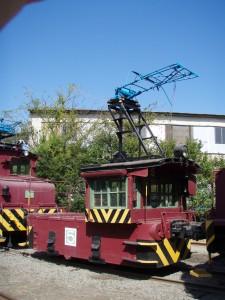 三池炭鉱炭鉱電車