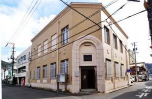 おのみち歴史博物館(旧尾道銀行本店)