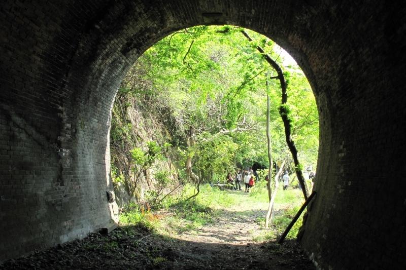 旧国鉄中央西線 愛岐トンネル群