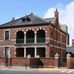 旧下関英国領事館(保存修理後)