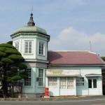 旧殿居郵便局局舎