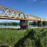 旧揖斐川橋梁①