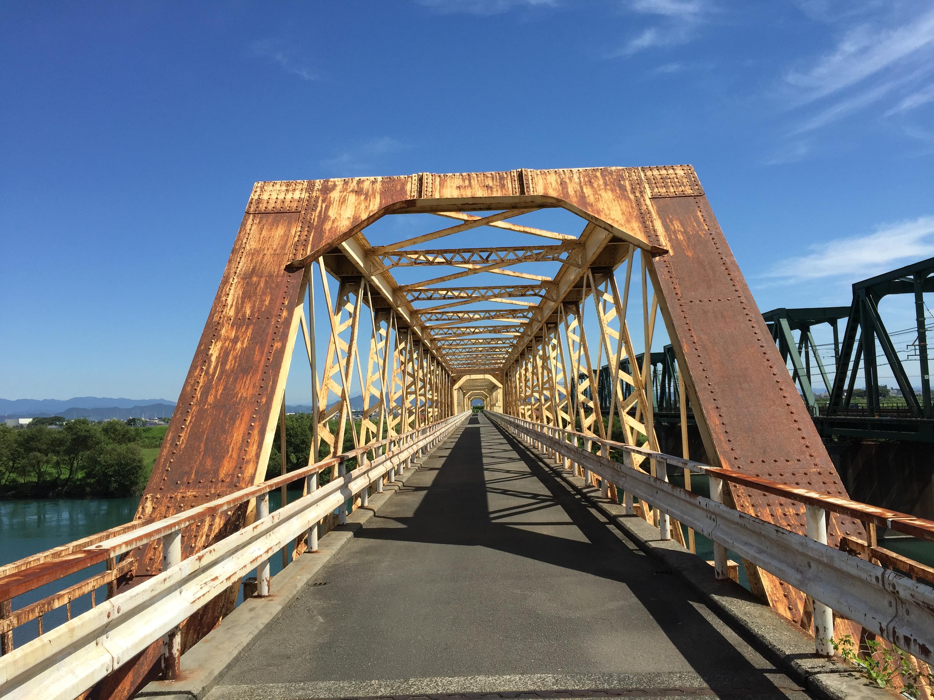 旧揖斐川橋梁