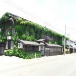 川西町の樽平酒造の写真