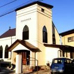 南陽市の宮内教会の写真