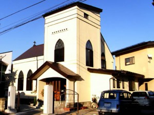 日本キリスト教団宮内教会