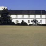 仙台市の旧歩兵第四連隊兵舎の写真