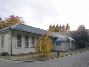 旧仙台医学専門学校博物・理化学教室(東北大学本学棟3)