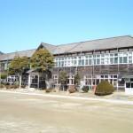 旧月立小学校校舎
