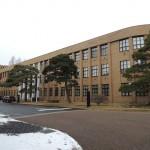 旧東北帝国大学理学部科学教室棟