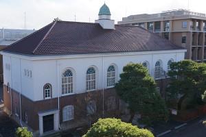 旧東北帝国大学附属図書館閲覧室(東北大学史料館)