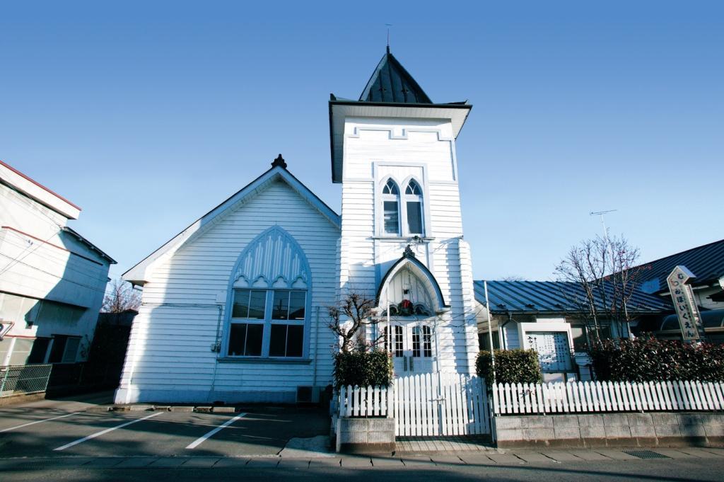 日本基督教団一関教会