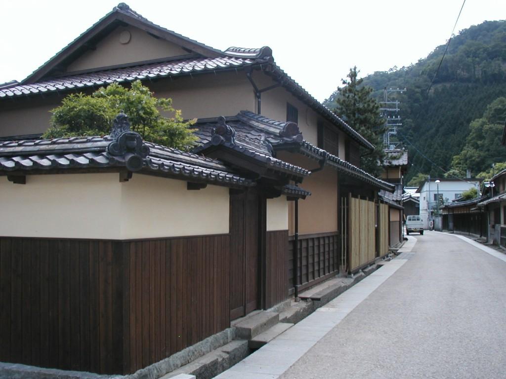 生野まちづくり工房井筒屋(旧吉川家住宅)