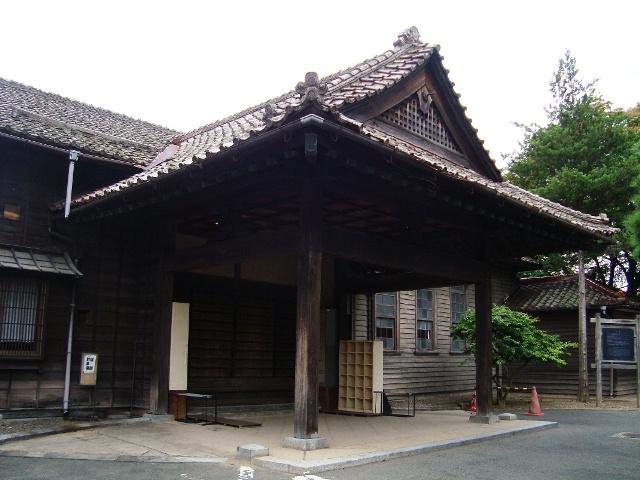 旧南部家別邸主屋