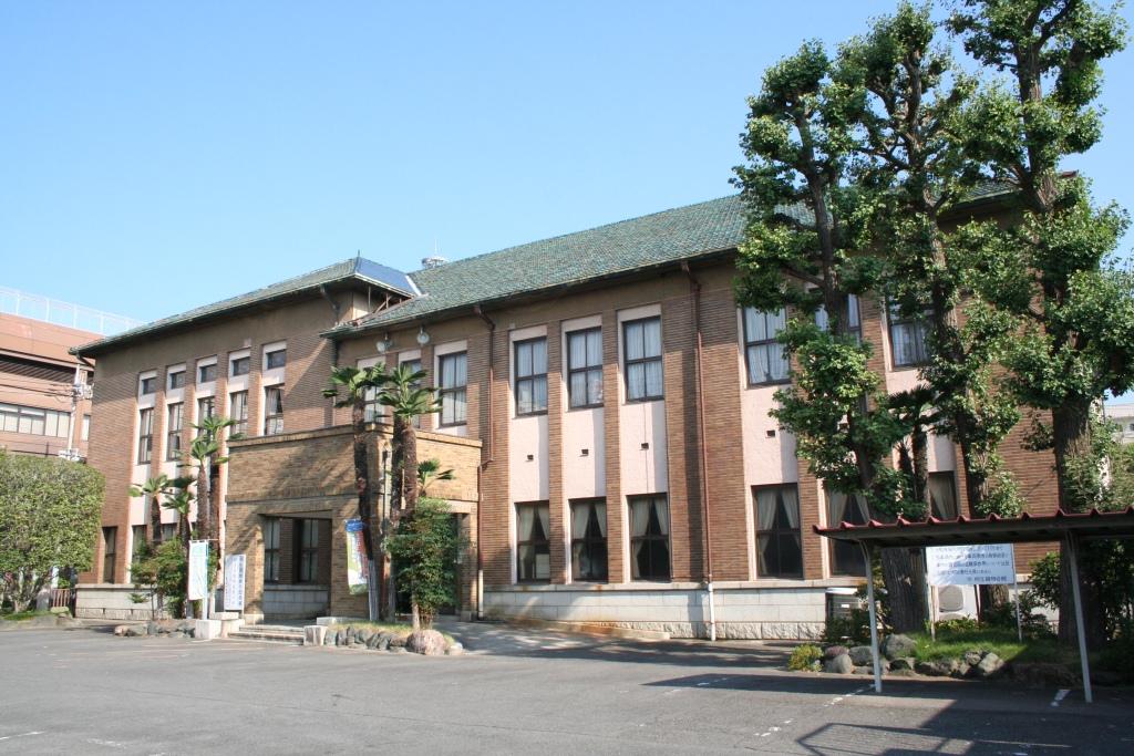 桐生織物会館旧館(桐生織物記念館)