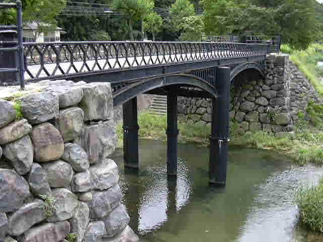 羽淵鋳鉄橋