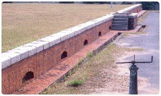 下関市上下水道局高尾浄水場配水池