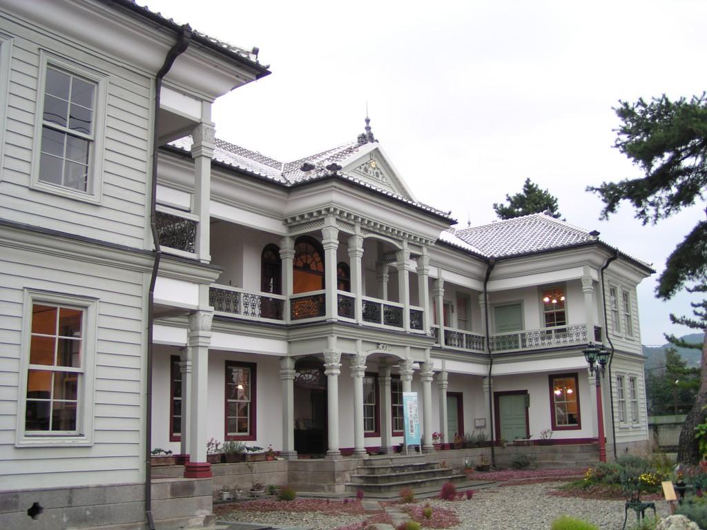 旧群馬県衛生所(桐生明治館)