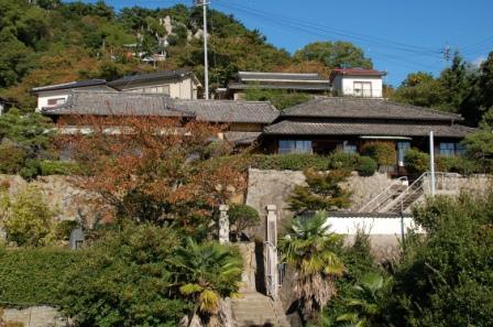文学記念室(旧福井邸)