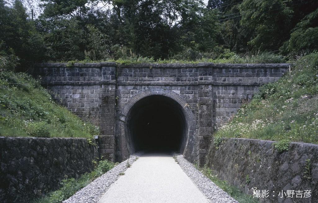 碓氷峠鉄道施設 第一隧道