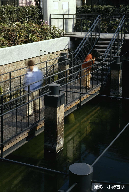 ジェラール水屋敷地下貯水槽