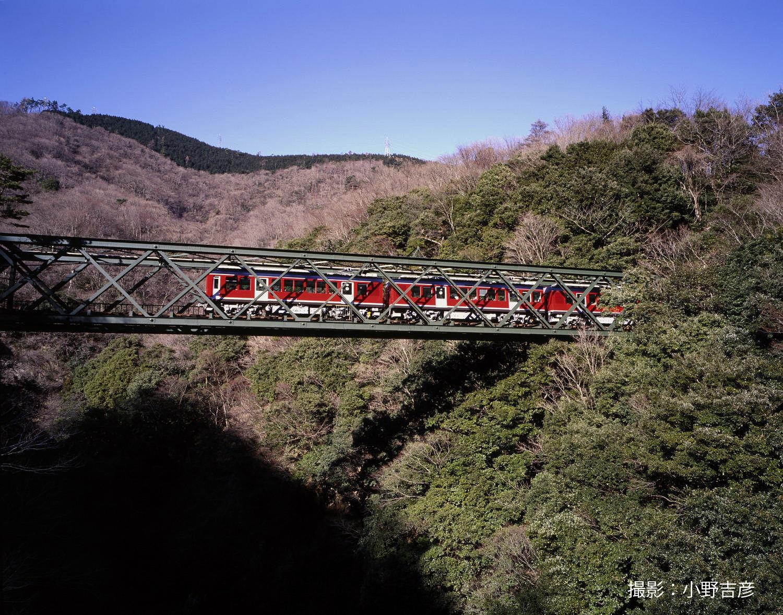 箱根登山鉄道早川橋梁