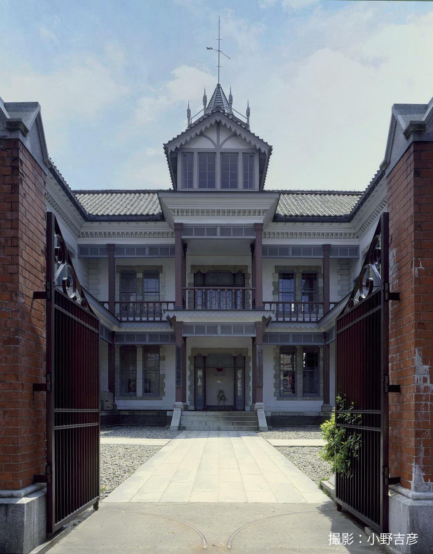 新潟県議会旧議事堂(新潟県政記念館)