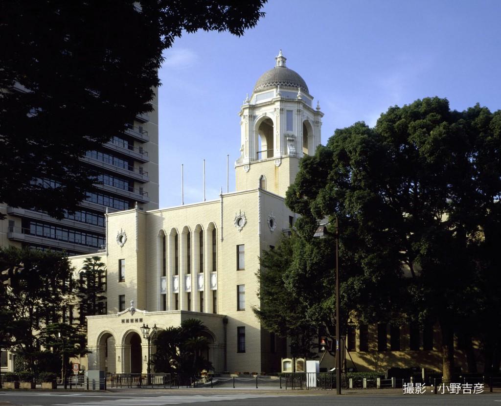 静岡市役所本館