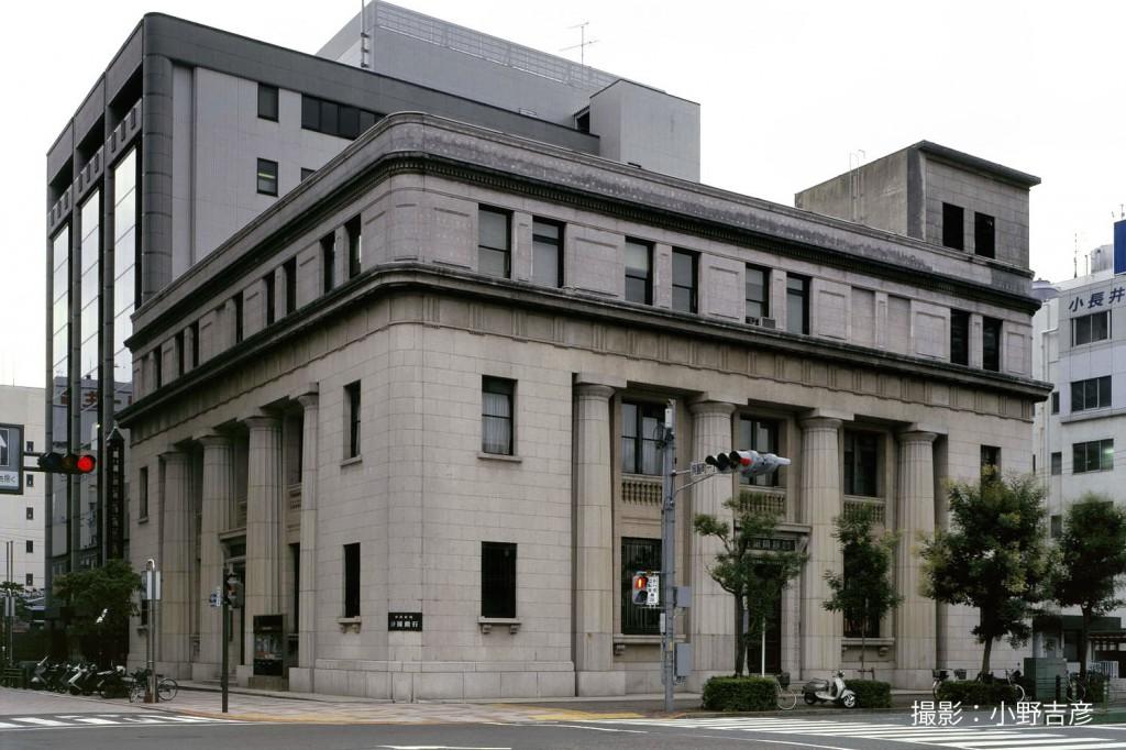 静岡銀行本店(静岡三十五銀行本店)
