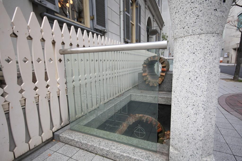 旧神戸居留地煉瓦造下水道