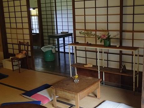 第12回広瀬歴史記念館 台所喫茶店「広瀬と音楽」