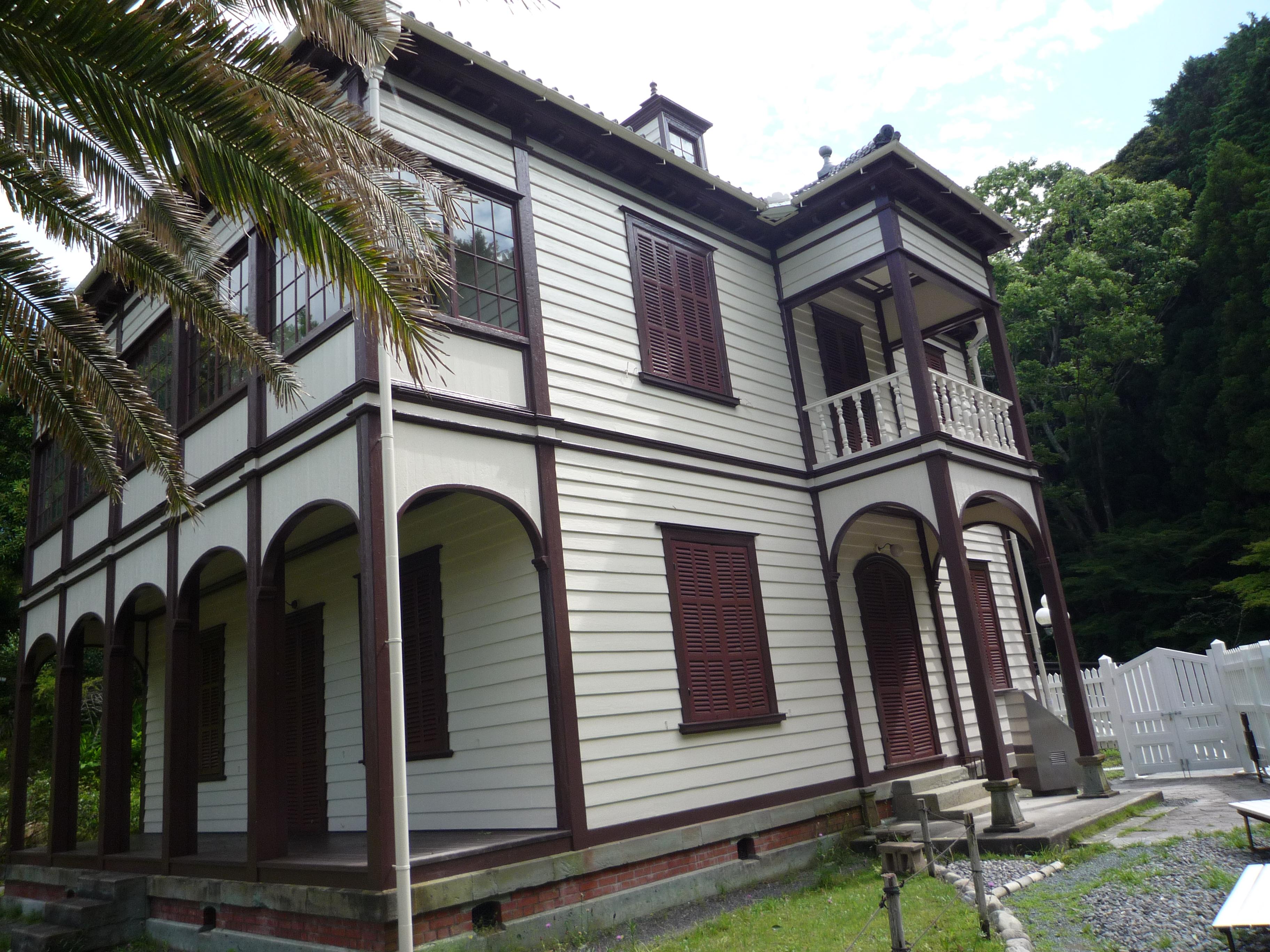旧エンバーソン住宅